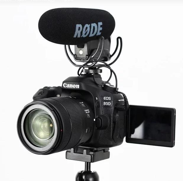 Mikrofon Videoproduktion