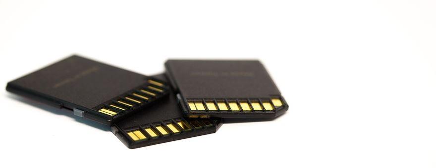 Speicherkarte Videoproduktionsausrüstung