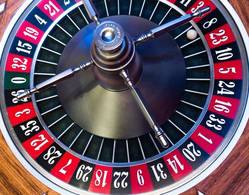 Verschiedene Arten von Glücksspiel
