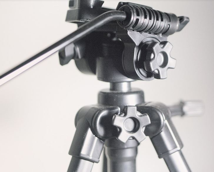 Stabilisator Videoproduktion