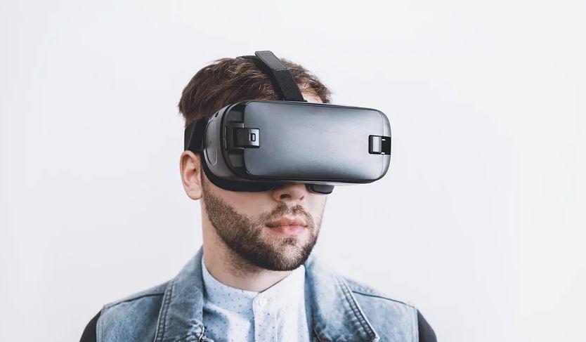 VR-Brille-Video