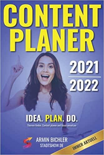 Content Planer 2021/2022